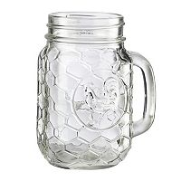 Global Amici Gallonero 4-pc. Mason Jar Mug Set