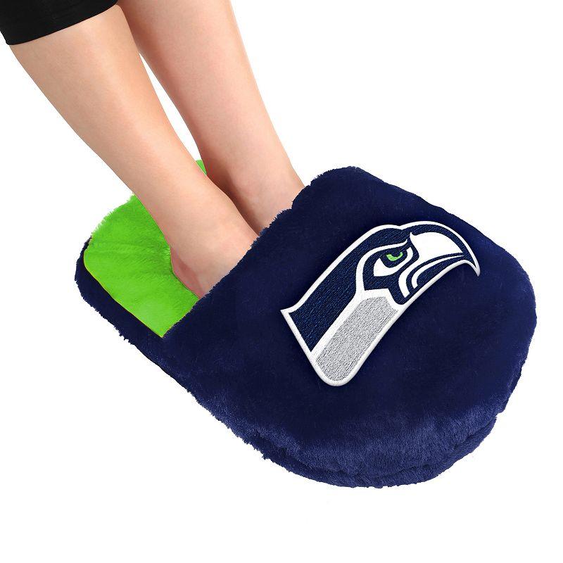 Adult Seattle Seahawks Feetoes Oversized Slipper