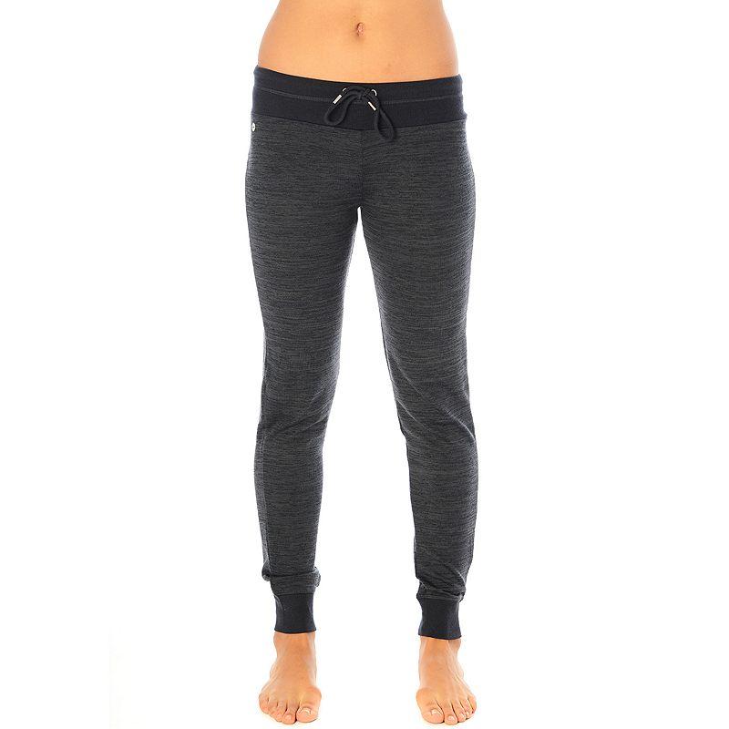 Women's 90 Degree by Reflex Cuffed Fleece Lounge Pants