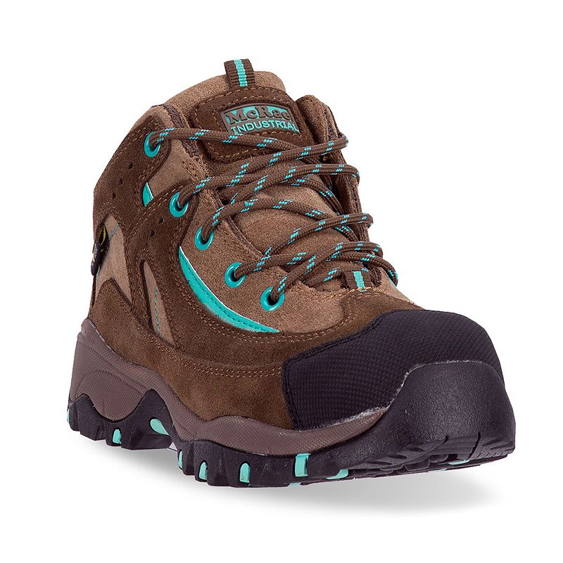 McRae Industrial Women's Composite-Toe Metatarsal Guard Mid Hiking Boots