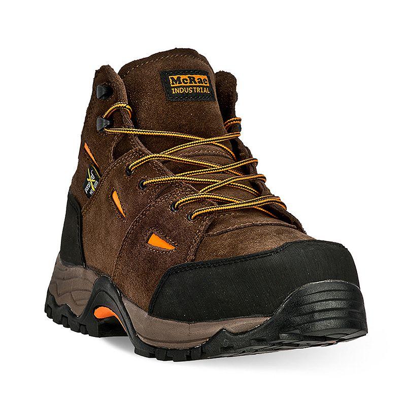 McRae Industrial Men's Composite-Toe Metarsal Guard Hiking Boots