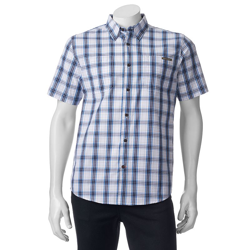 Men's Field & Stream Plaid Guide Shirt