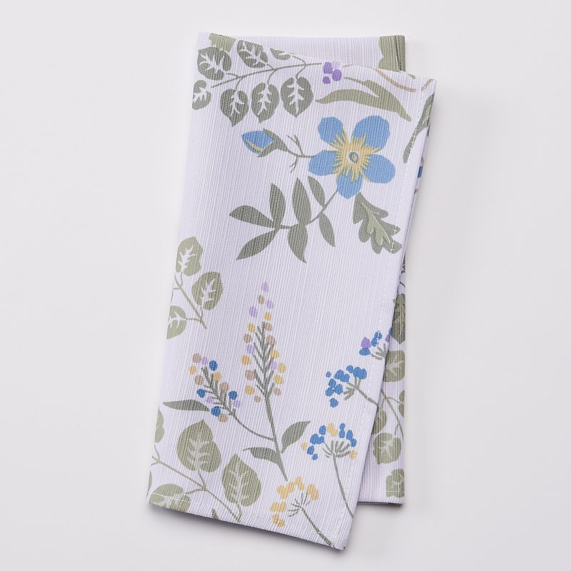 Food Network™ 4-pc. Botanical Cords Napkin Set