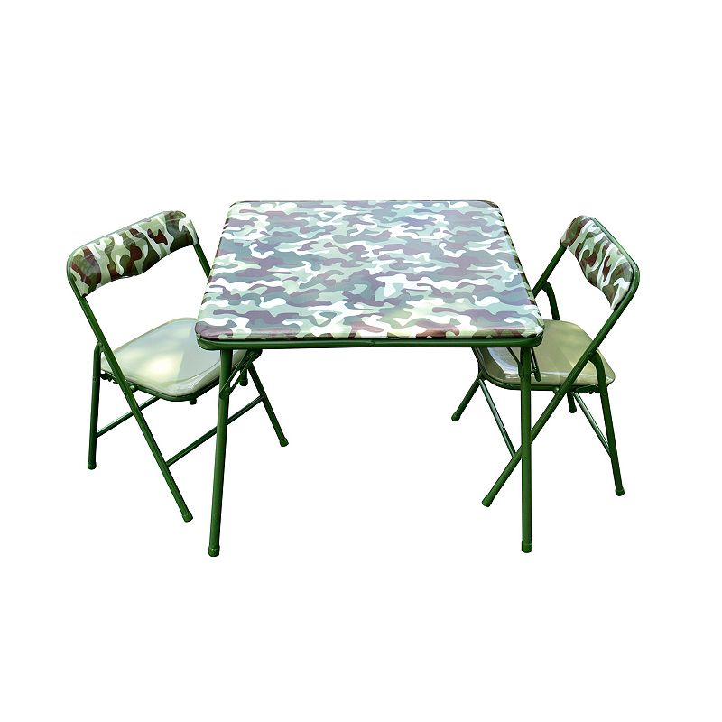 GENER8 Camo Table & Chairs
