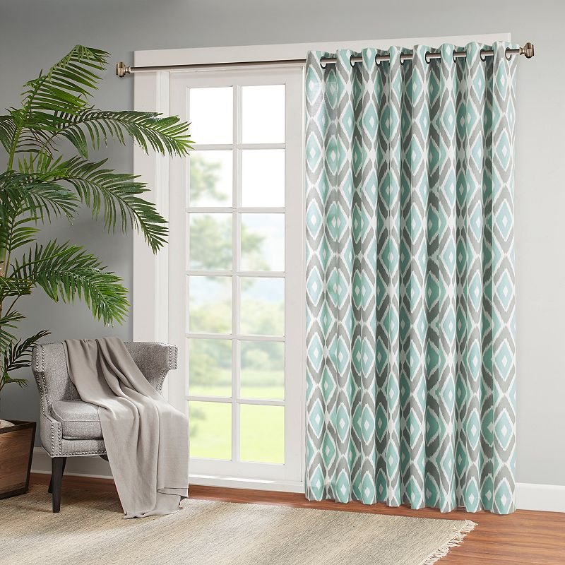 Polyester Cotton Rayon Curtain Kohls - spencer home decor curtains
