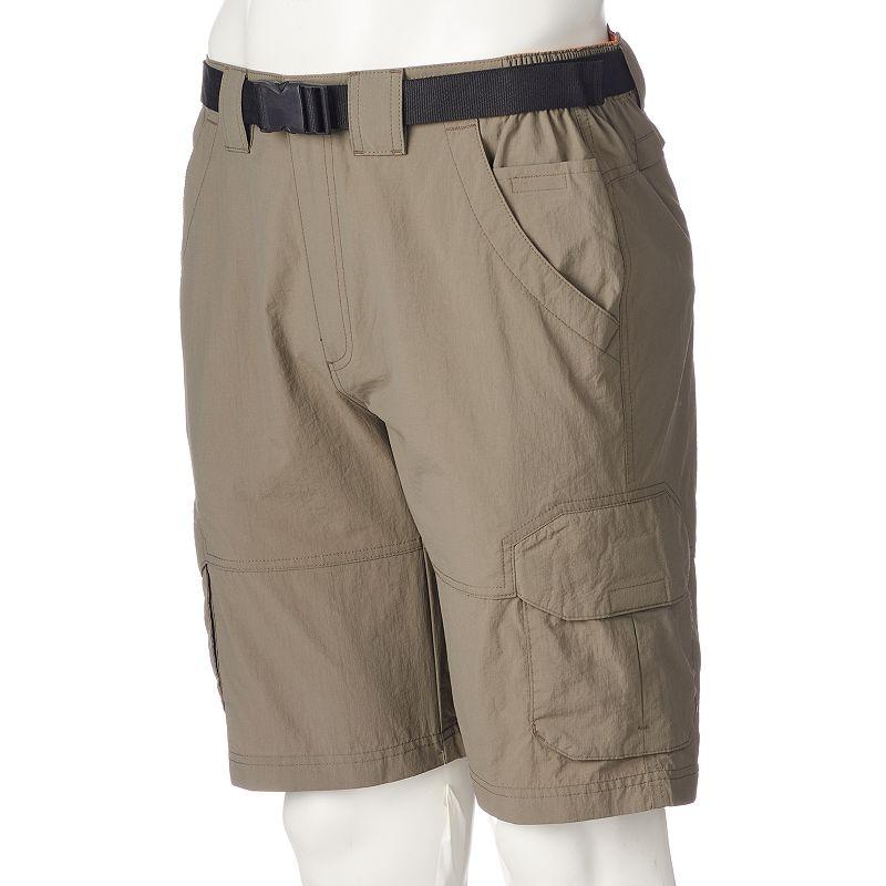 Men's Field & Stream Belted Utility Shorts