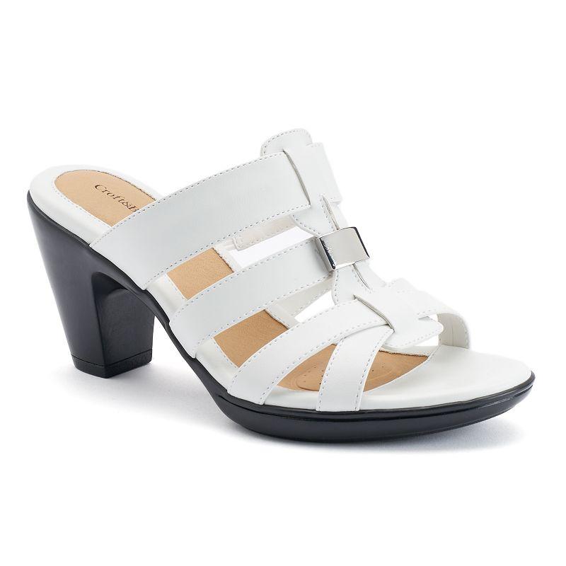Croft & Barrow® Women's Slide High Heels