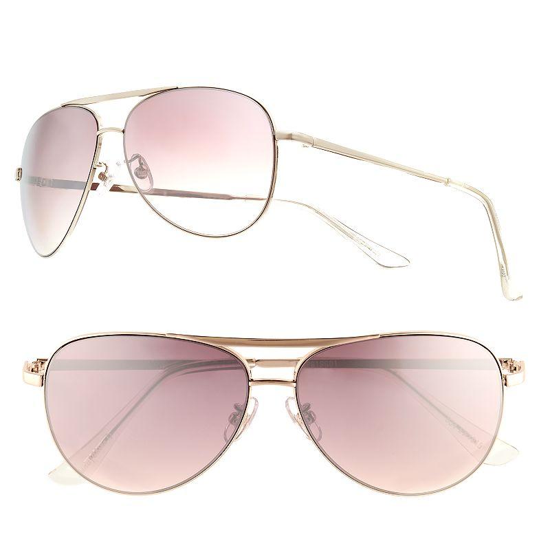 Men's Apt. 9® Mirrored Aviator Sunglasses