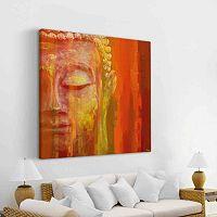 Parvez Taj ''Buddha'' Canvas Wall Art