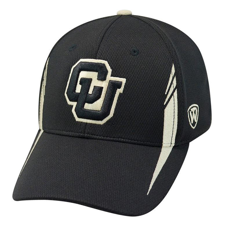 Adult Top of the World Colorado Buffaloes Range One-Fit Cap
