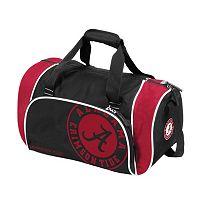 Logo Brand Alabama Crimson Tide Locker Duffel Bag