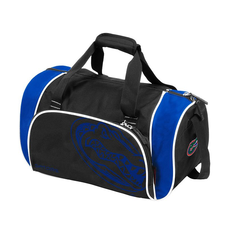 Logo Brand Florida Gators Locker Duffel Bag