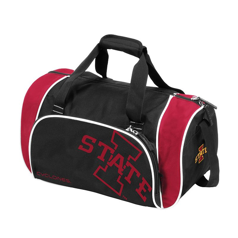 Logo Brand Iowa State Cyclones Locker Duffel Bag