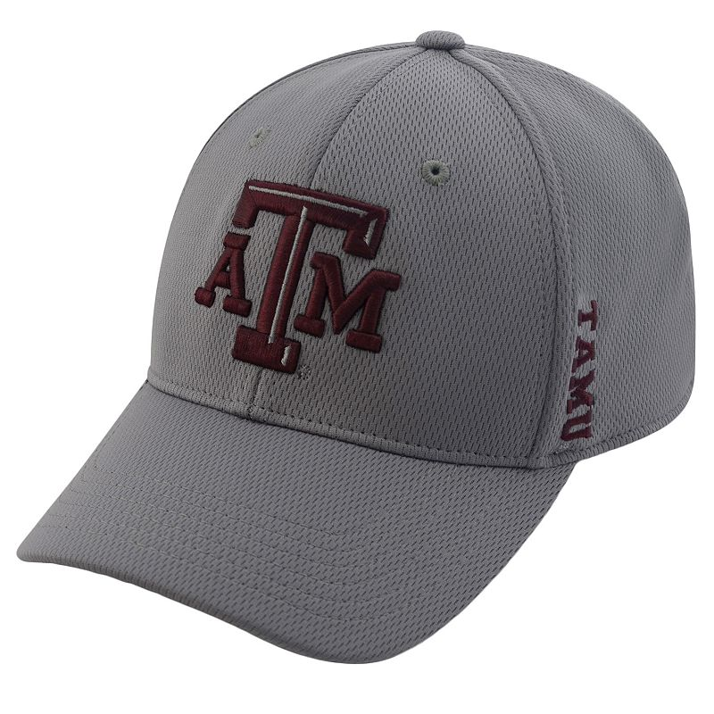 Adult Top of the World Texas A&M Aggies Booster One-Fit Cap