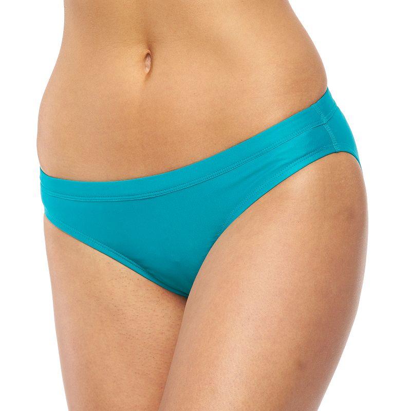 Women's Nike Solid Bikini Bottoms