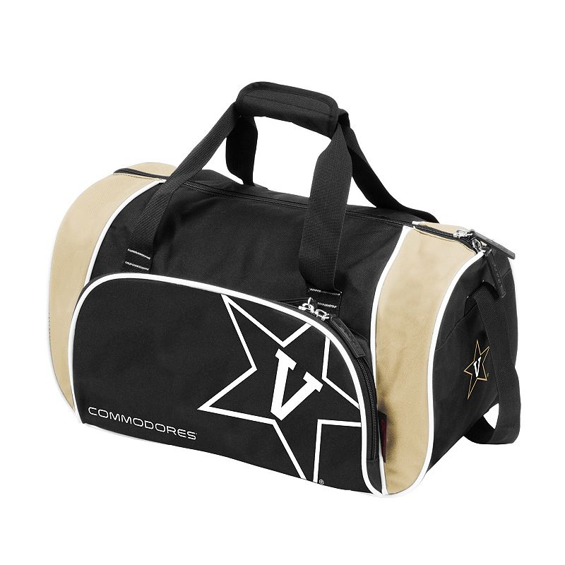 Logo Brand Vanderbilt Commodores Locker Duffel Bag
