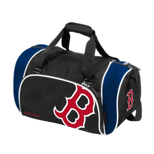 Logo Brand Boston Red Sox Locker Duffel Bag