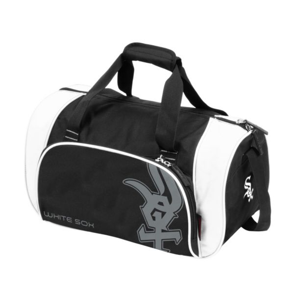 Logo Brand Chicago White Sox Locker Duffel Bag