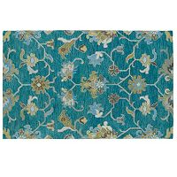 Kaleen Helena Apollo Floral Wool Rug
