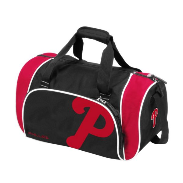 Logo Brand Philadelphia Phillies Locker Duffel Bag