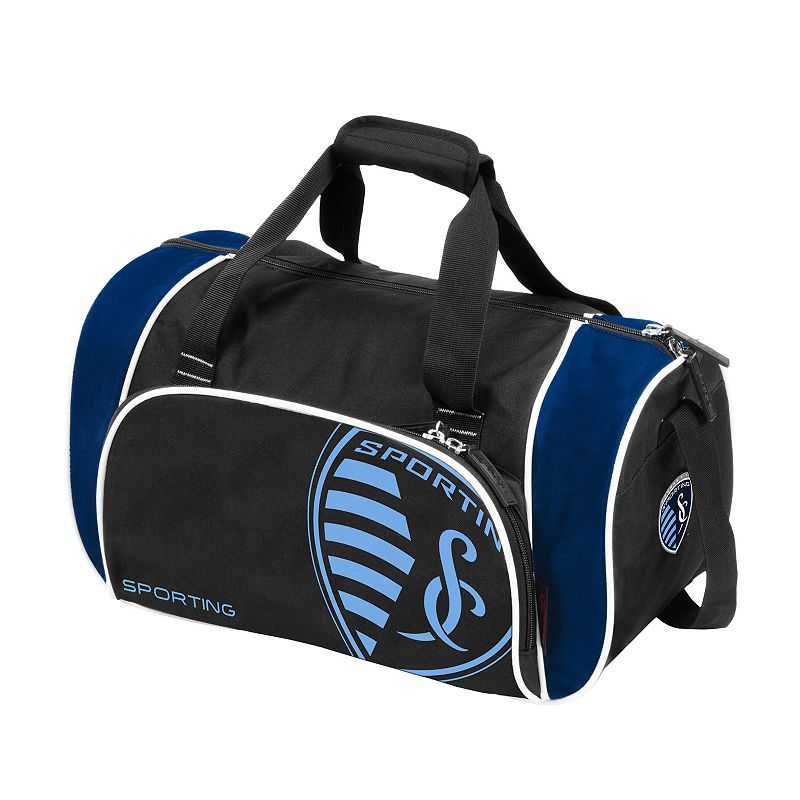 Logo Brand Sporting Kansas City Locker Duffel Bag