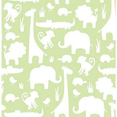 Nu Wallpaper Zoo Animal Wallpaper by
