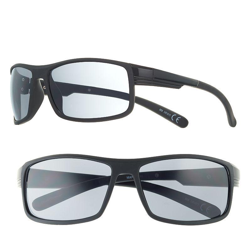 Men's Apt. 9® Wrap Sunglasses