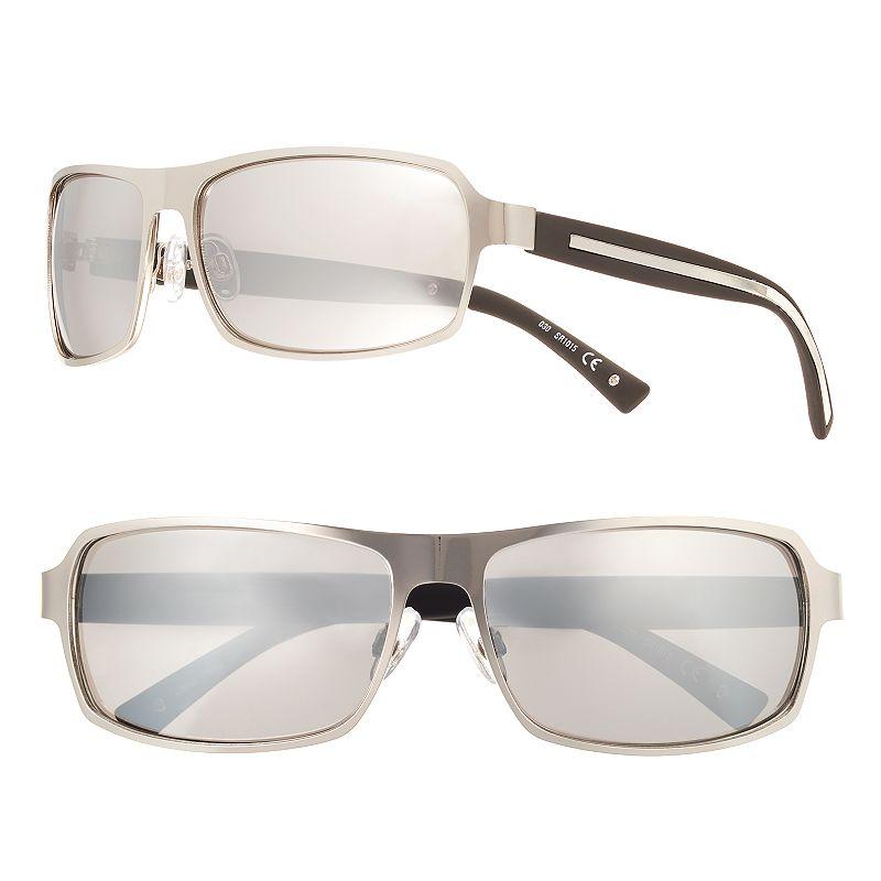 Men's Apt. 9® Rectangular Sunglasses