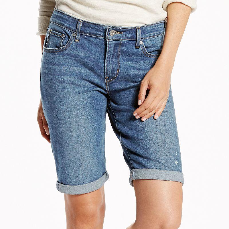 Women's Levi's Bermuda Jean Shorts