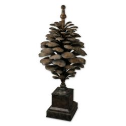 Click here to buy Suzuha Large Finial Table Decor.