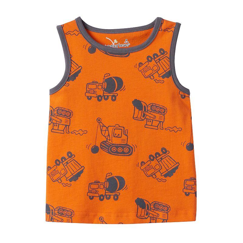 Baby Boy Jumping Beans® Print Tank
