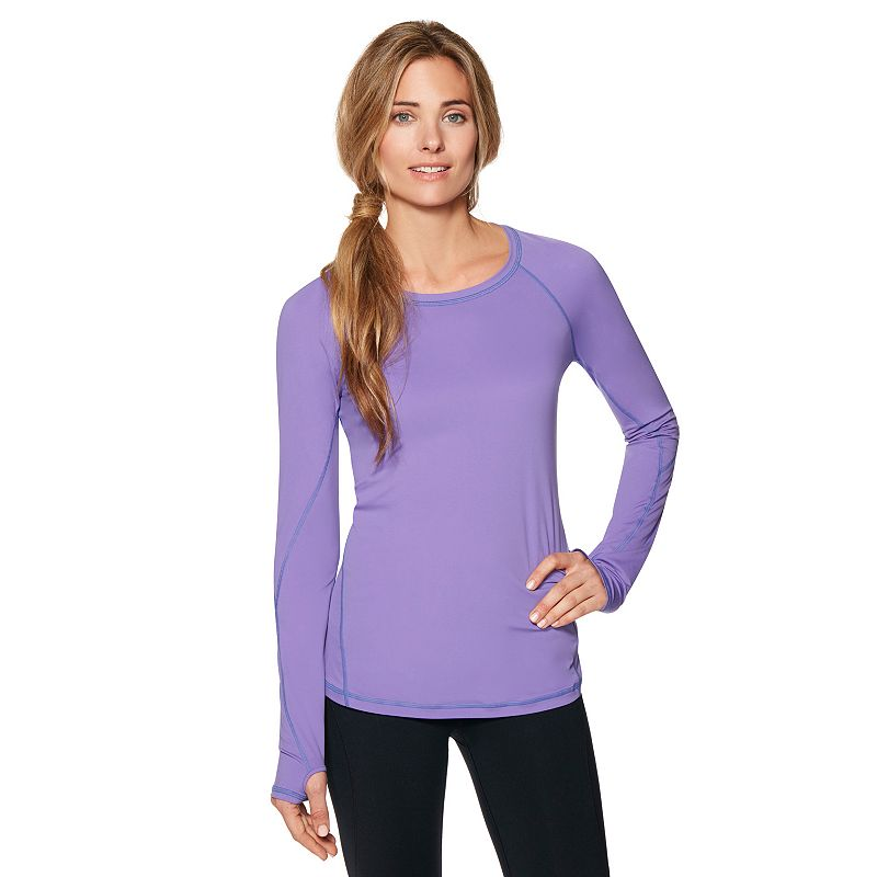 Women's Shape Active Chase Me Running Tee