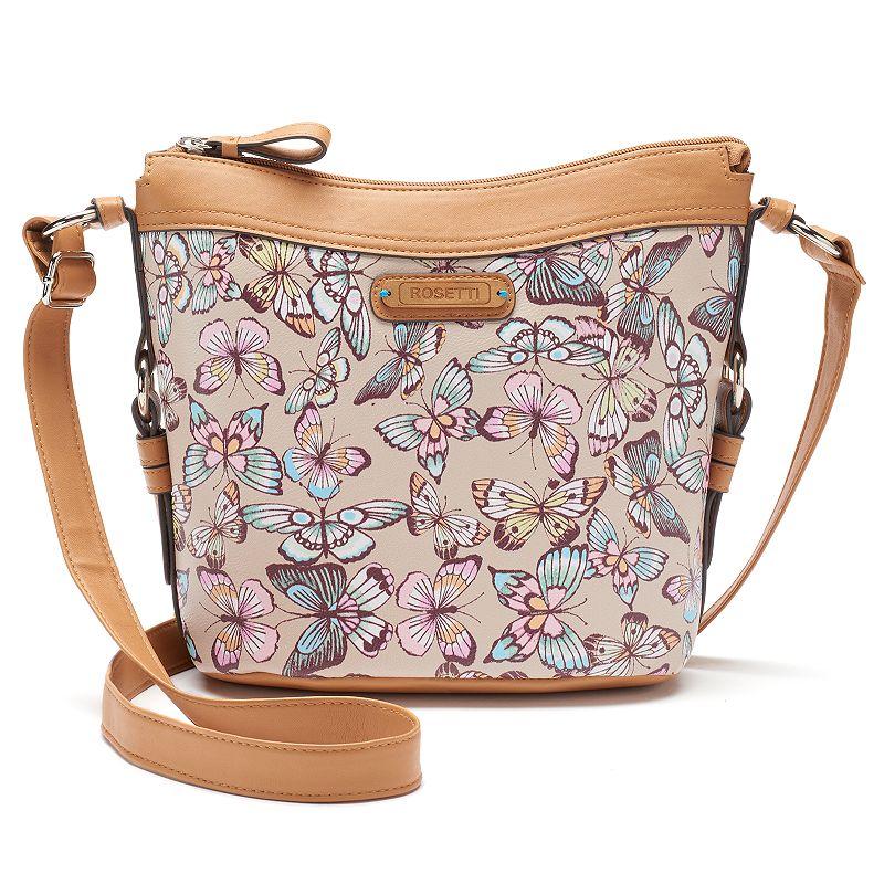 Rosetti Savannah Butterfly Crossbody Bag