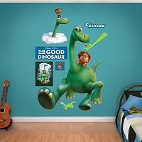 Disney / Pixar The Good Dinosaur Spot & Arlo Wall Decals by Fathead