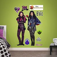 Disney's Descendants Mal & Evie Wall Decals by Fathead