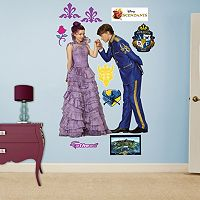 Disney's Descendants Mal & Chad Charming Wall Decals by Fathead