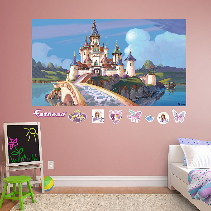 Disney's Sofia the First Wall Decal by Fathead