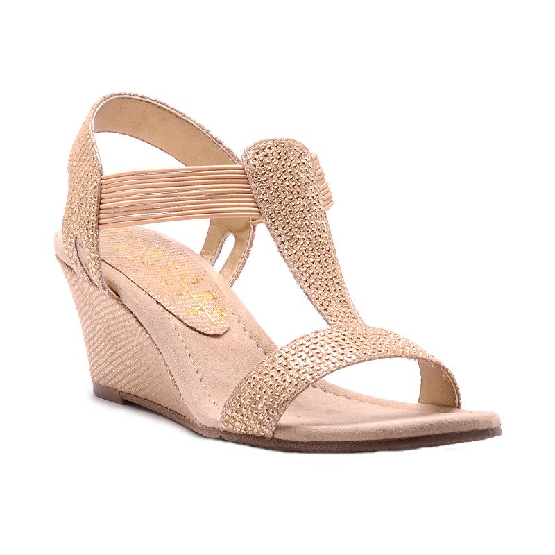New York Transit Given Moment Women's Wedge Sandals