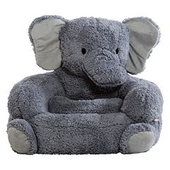 Trend Lab Plush Elephant Chair  by
