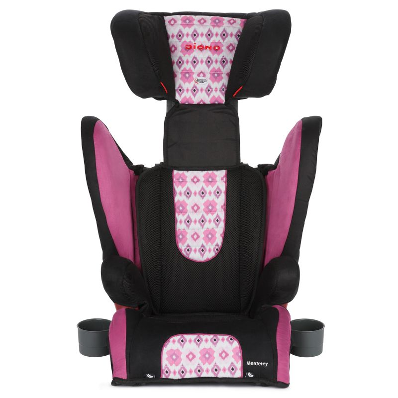 Diono Monterey Convertible Booster Car Seat, Pink