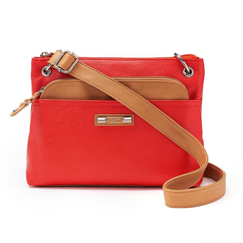 Rosetti Gilda Triple Play Mini Crossbody Bag