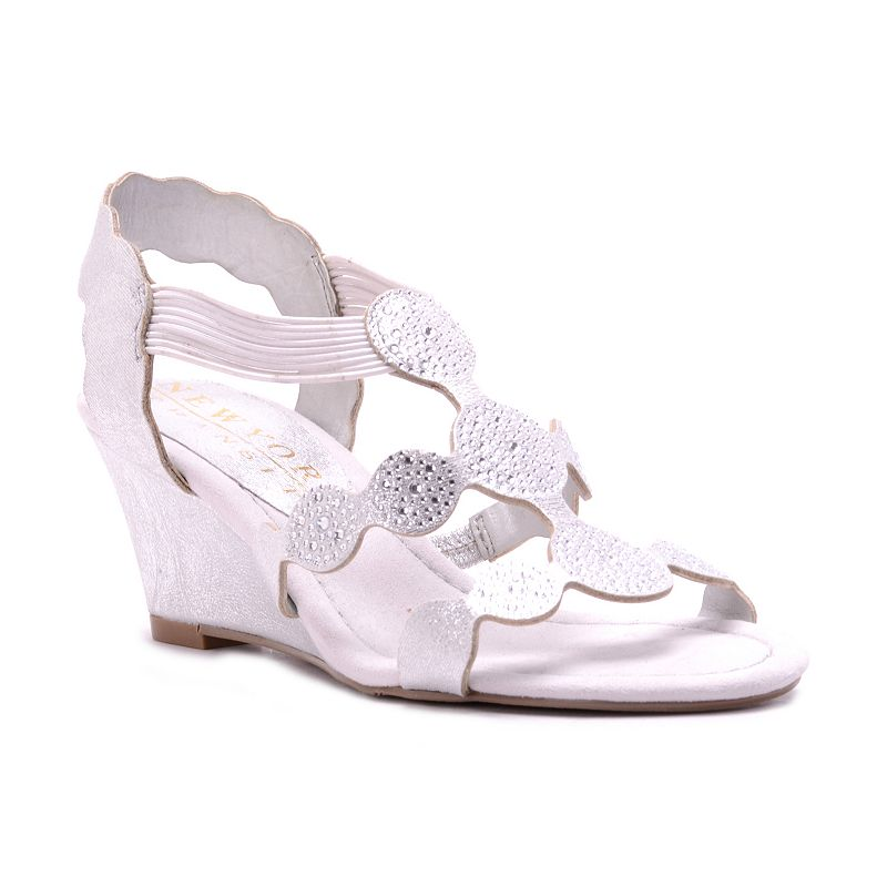 New York Transit Love You Women's Wedge Sandals