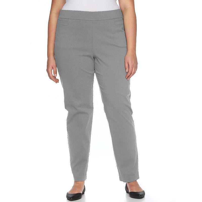 Plus Size Briggs Milennium Pull-On Pants