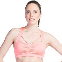 Pro Series by Kyodan Bra: Strappy Low-Impact Sports Bra KOT056