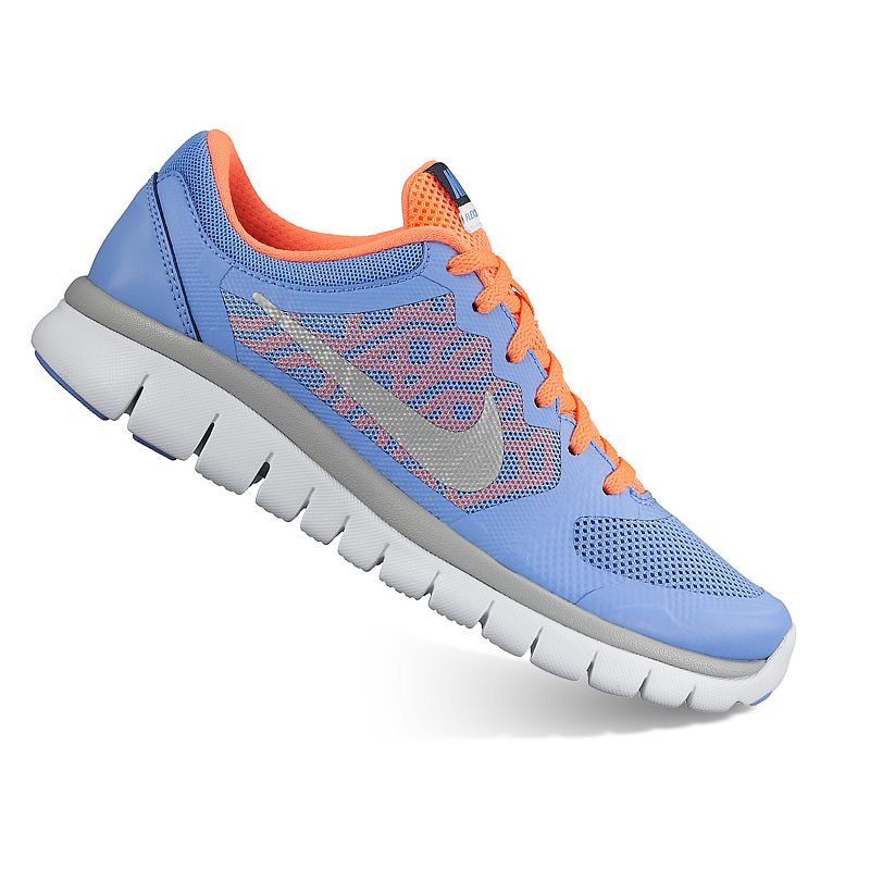 Nike Flex Run 2015 Grade School Girls' Running Shoes