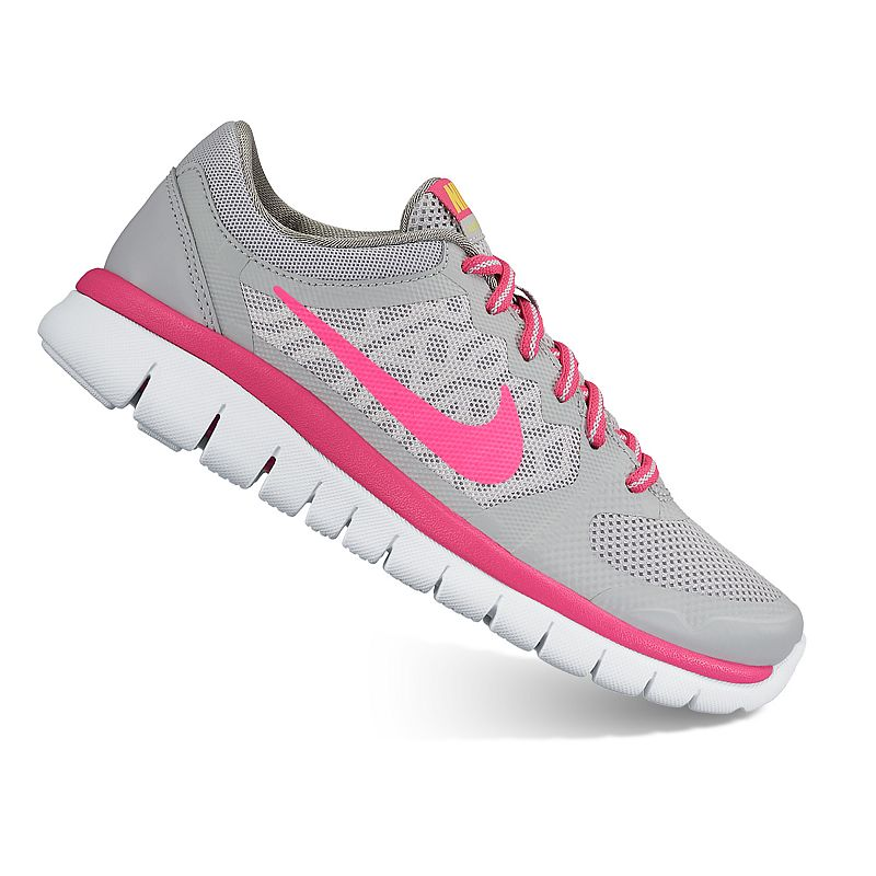 Nike Flex Run 2015 Grade School Girls' Running Shoes