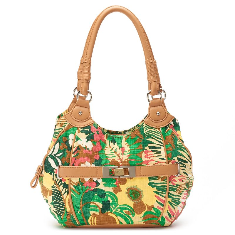 Rosetti Helen Tropical Belted Shopper