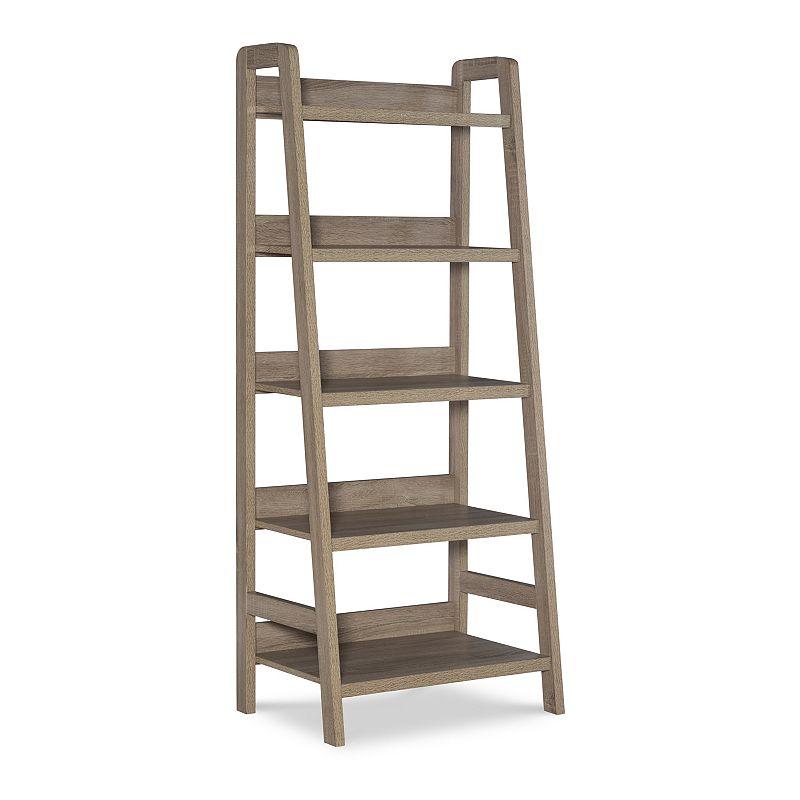 Linon Tracey Ladder Bookshelf
