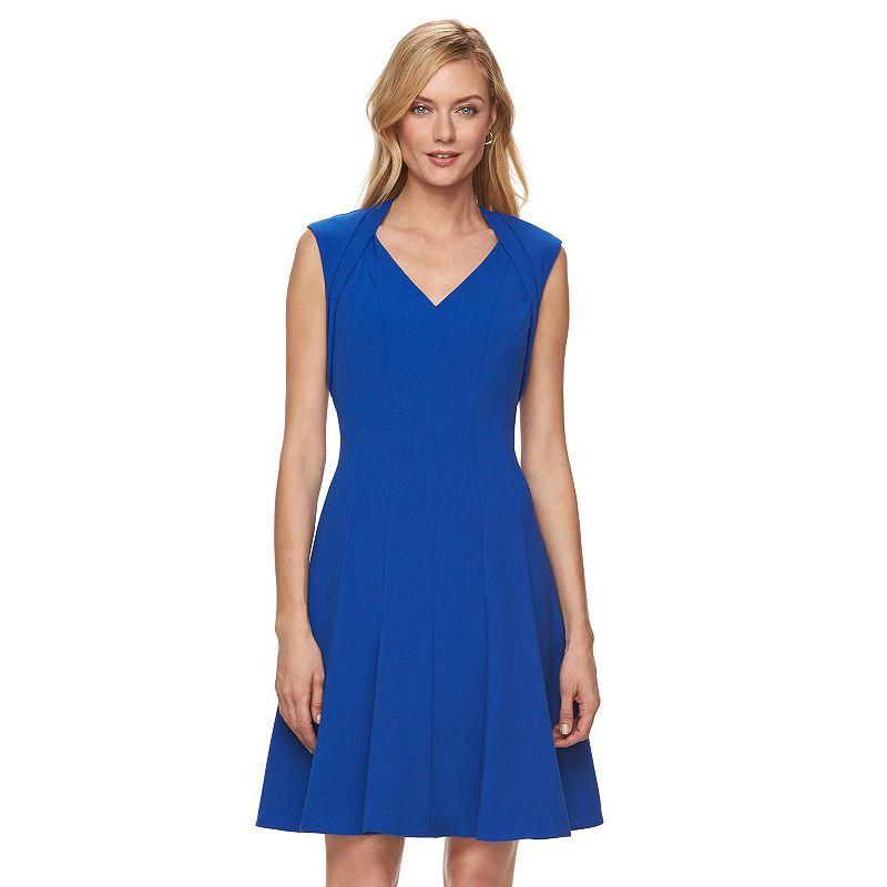 Women's Dana Buchman Fit & Flare Dress