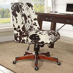 Linon Draper Udder Madness Office Desk Chair by